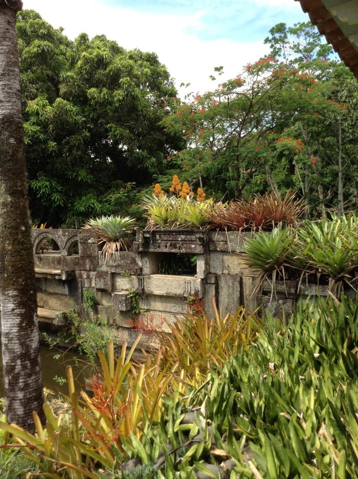 Part of the garden of Roberto Burle Marx
