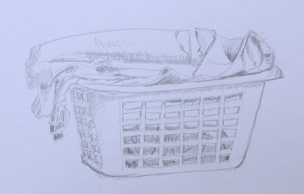 26-365 Washing basket