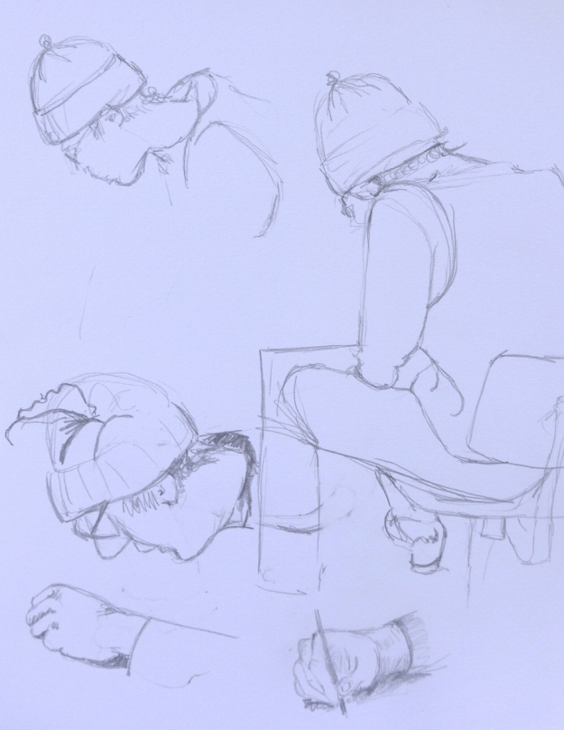 34 Eric Drawing