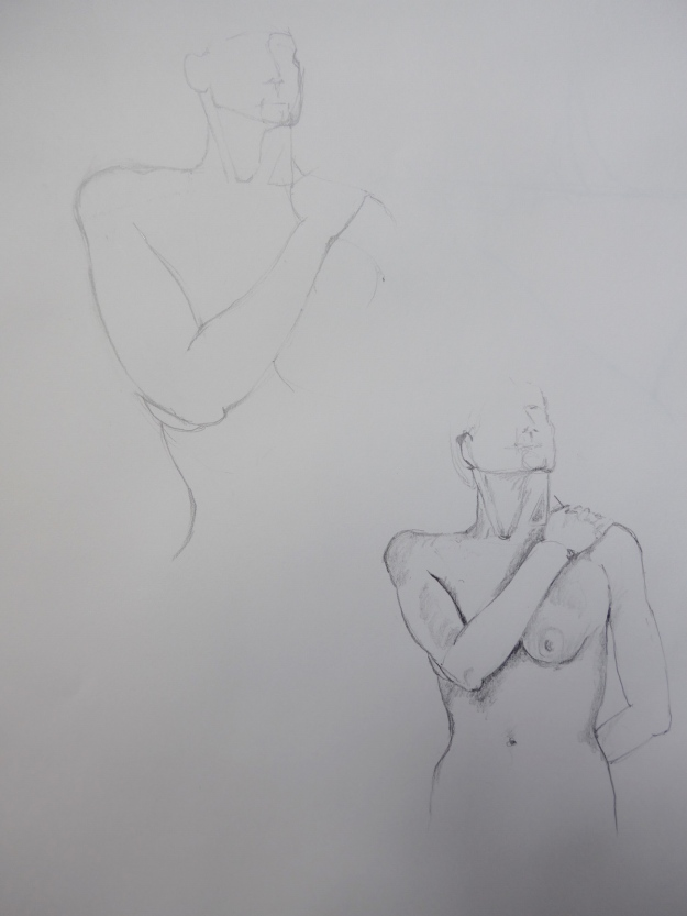 37a - Life drawing