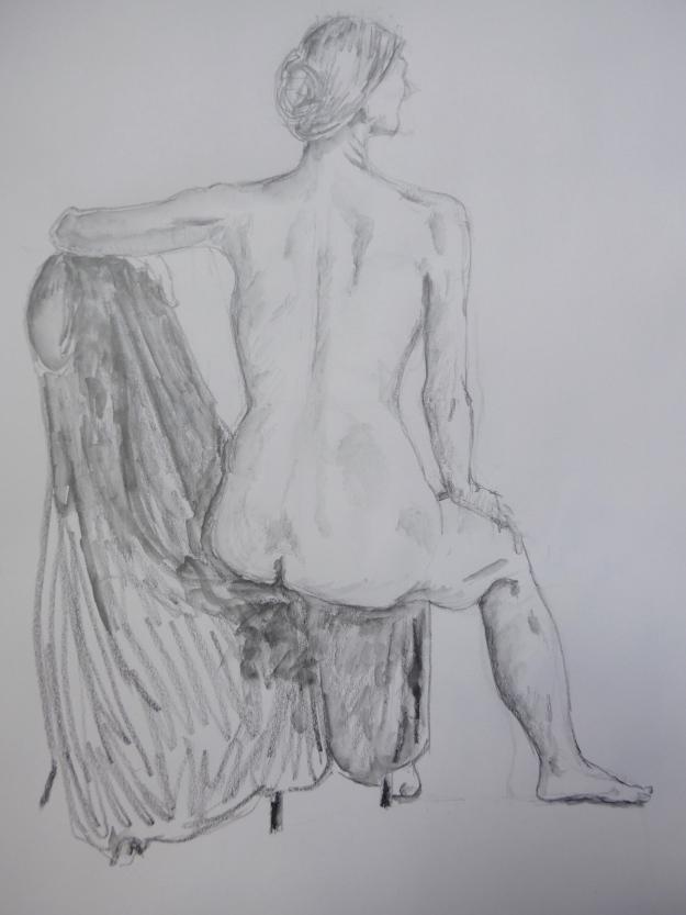 37b Life drawing 2