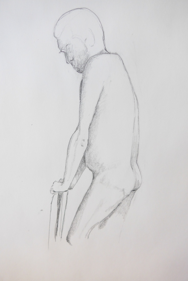 58_1/365 Life Drawing