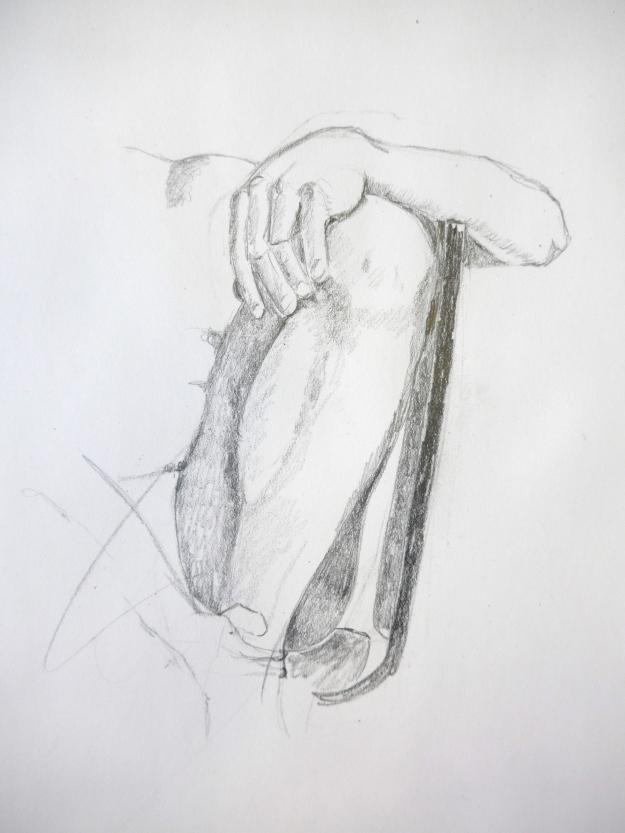 58_2/365 Life Drawing 2