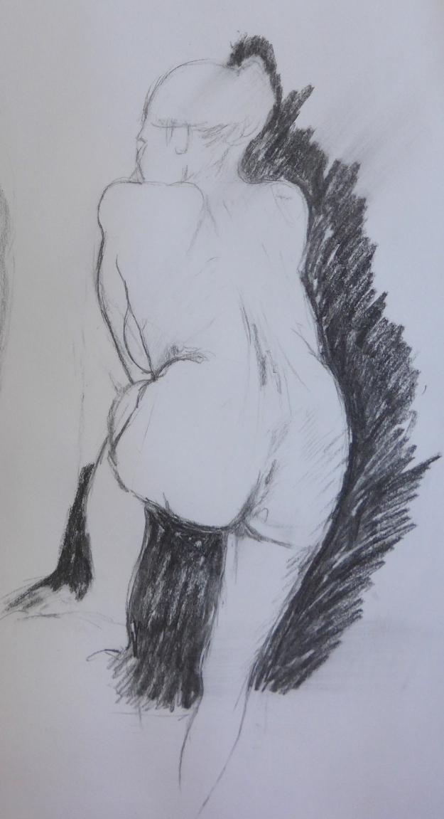65-2/365 Life Drawing 2