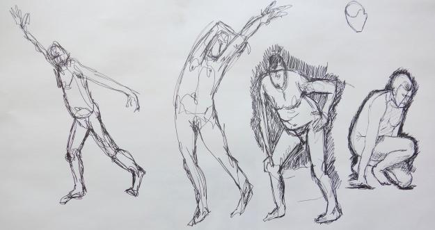 72-2 Life Drawing
