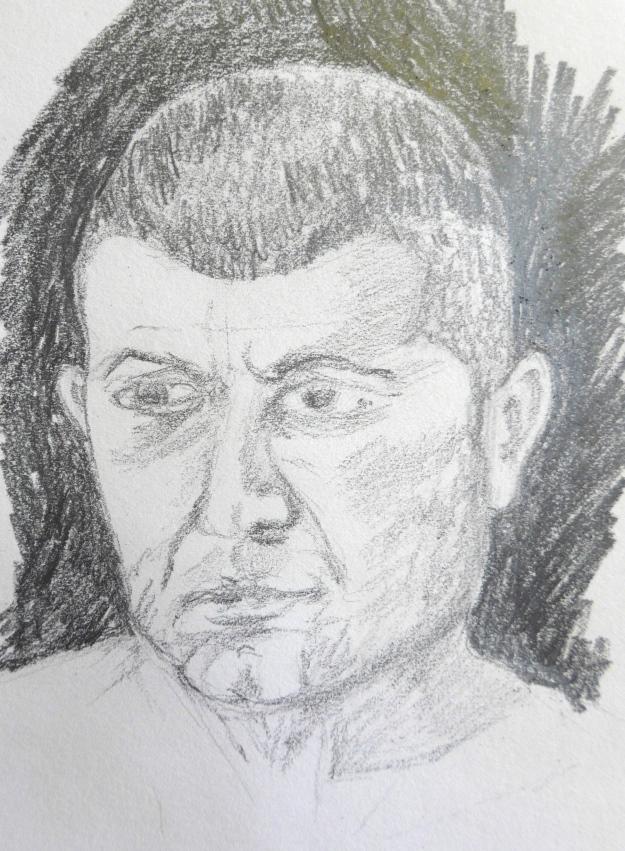 72-3 Life Drawing