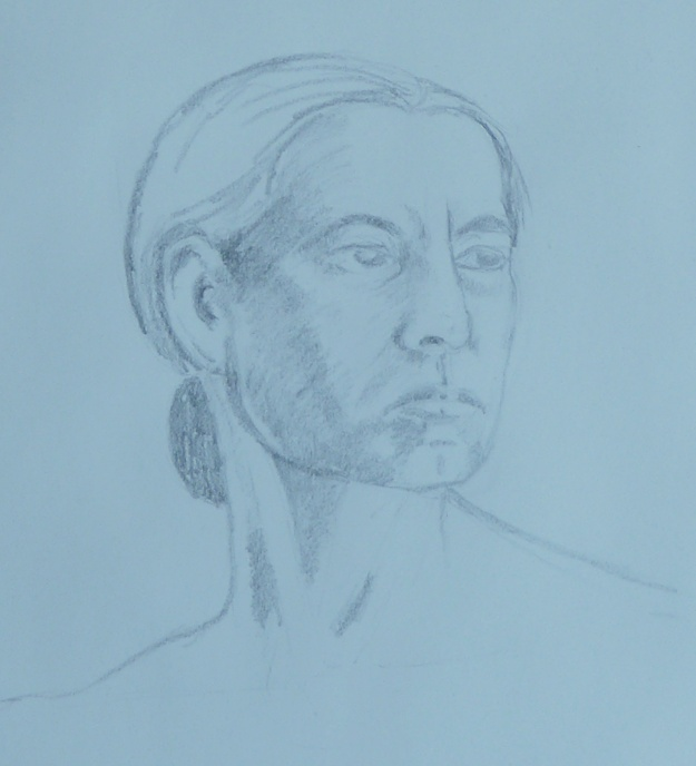 79-2 Portrait of Woman