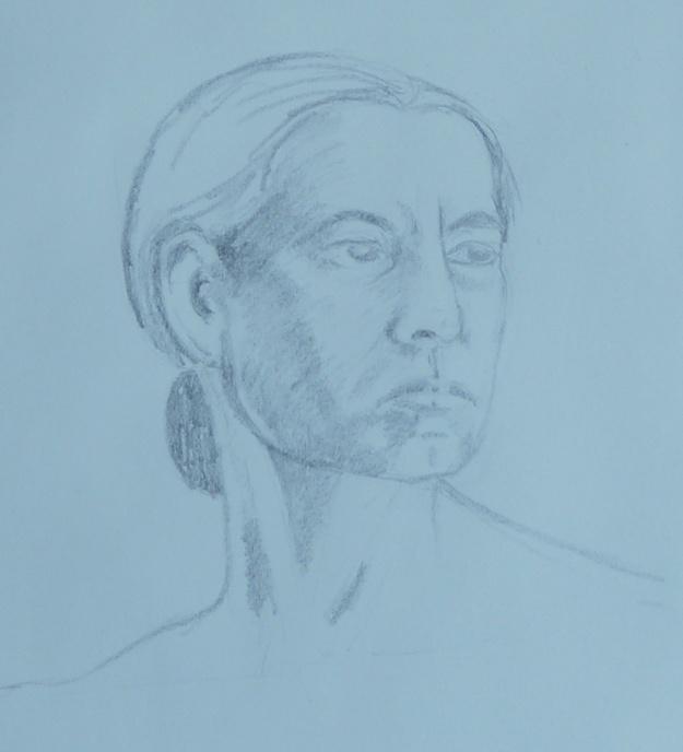 79-2 Portrait of Woman