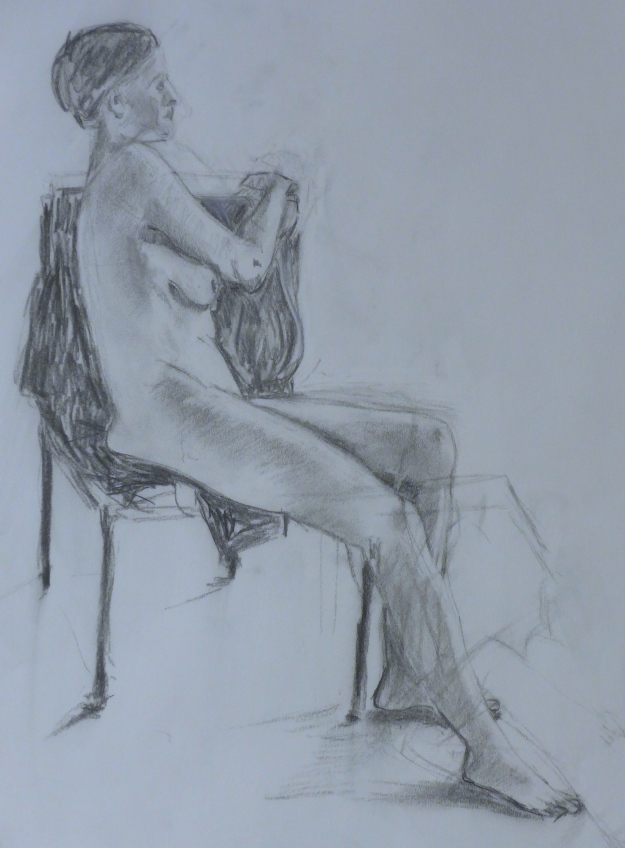 86-1 Life drawing