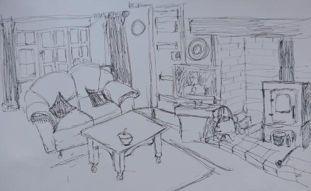 108 Sitting Room