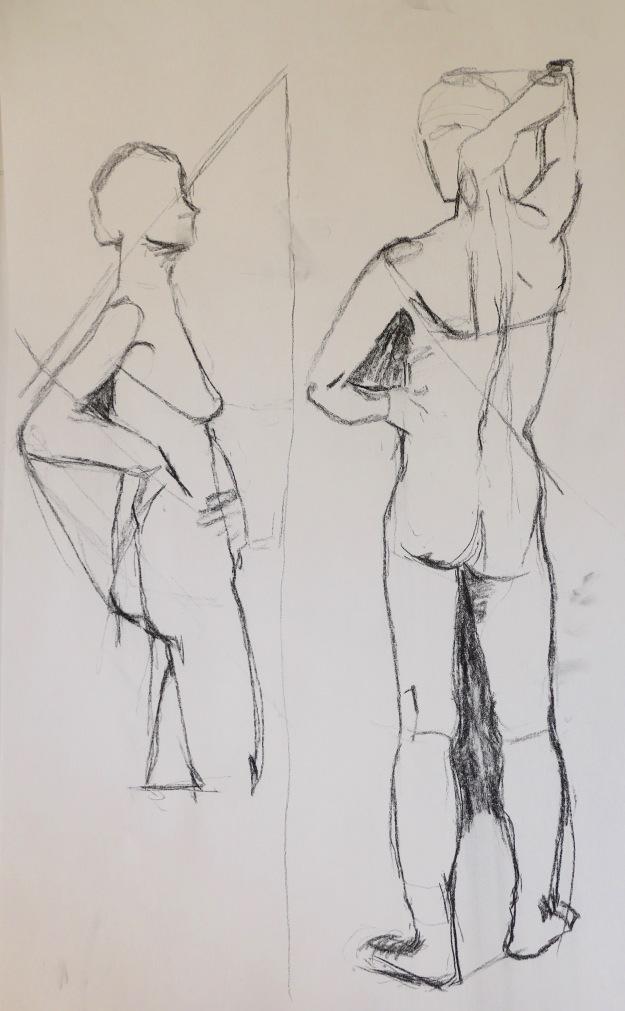 117-2 Life Drawing