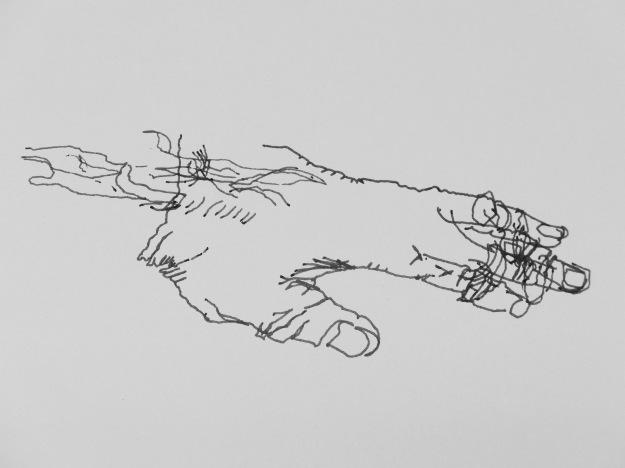 134 Pure Conture Hand 1