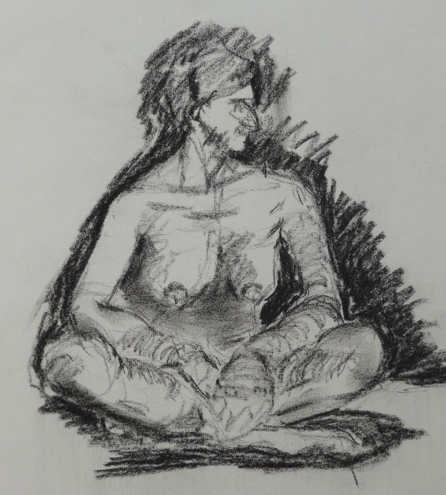 131-3 Woman Seated