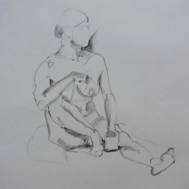 152-2 Life Drawing