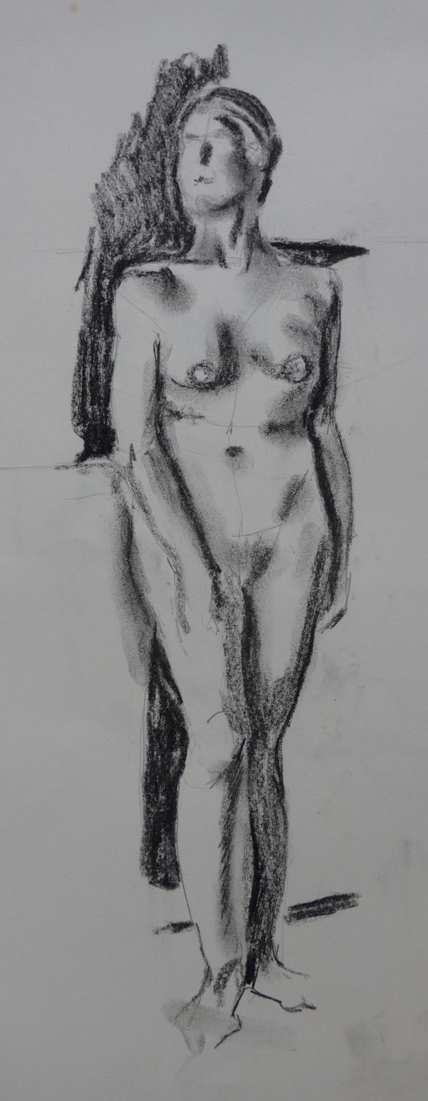 152-1 Life Drawing