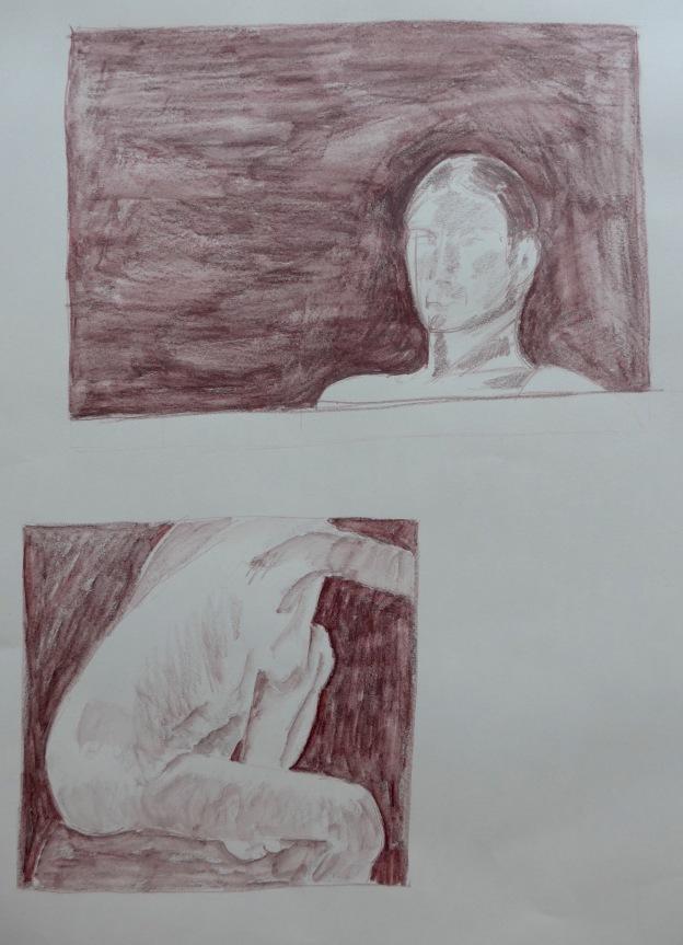 159-1 Life Drawing