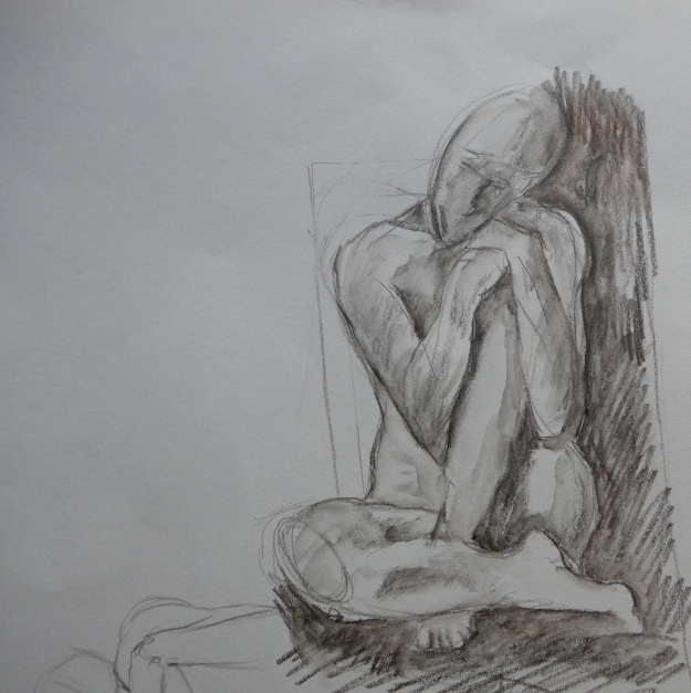 166 Life Drawing