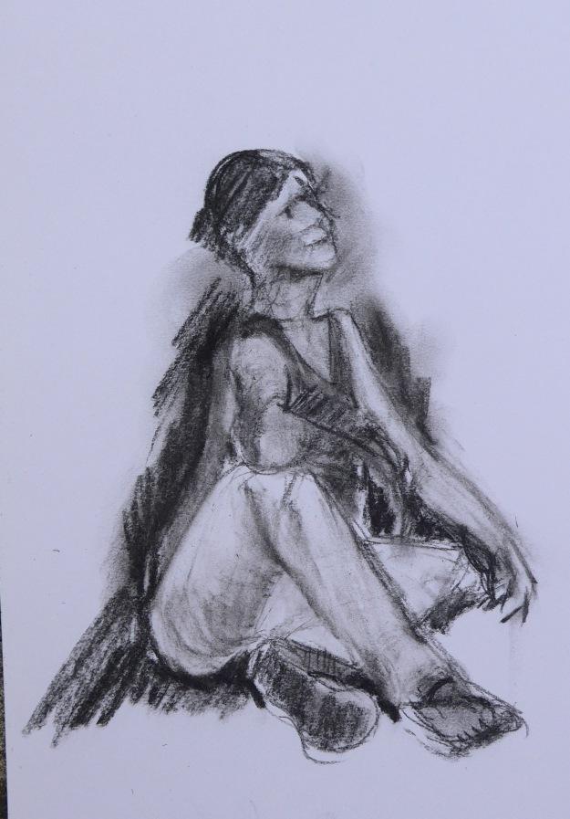 187-2 Life Drawing