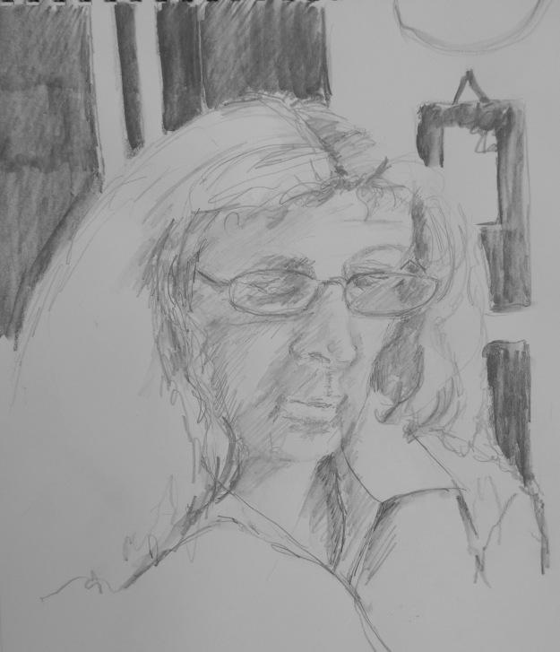 226 Srivandana drawing