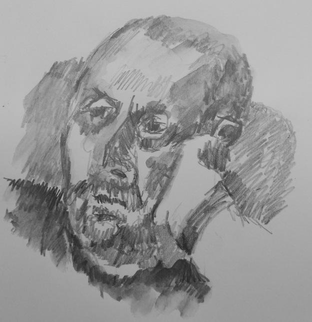 246 John a la Picasso