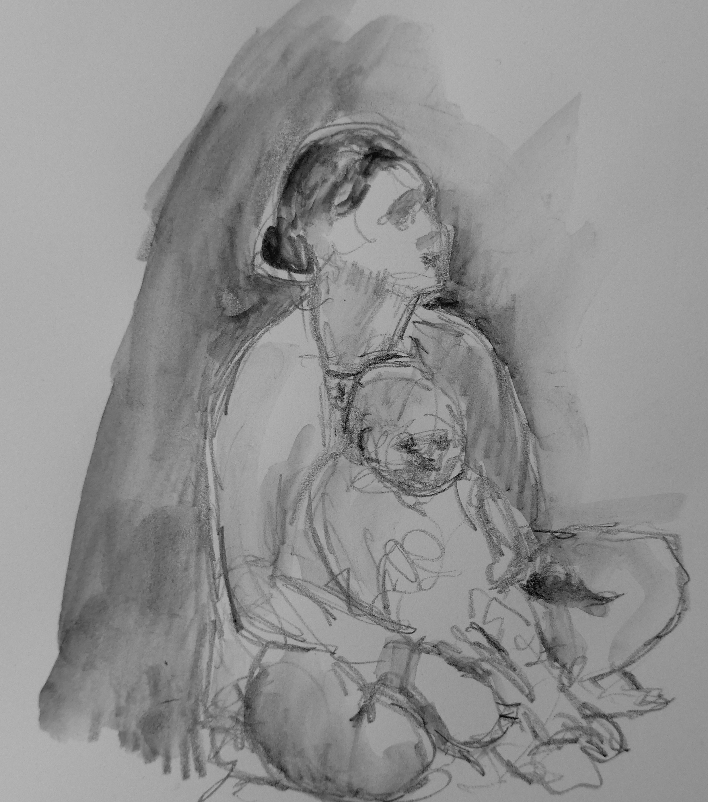 302 Mother and Child